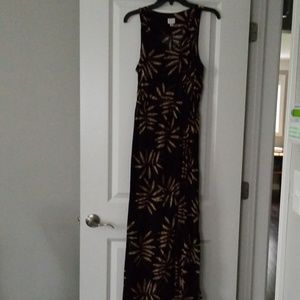 A new day maxi dress